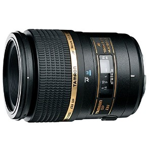 TAMRON 単焦点マクロレンズ SP AF90mm F2.8 Di MACRO 1:1 ニコン用 フルサイズ対応 272ENII