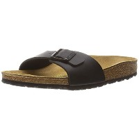 [ビルケンシュトック] BIRKENSTOCK/MADRID 040791 Black(Black/41)