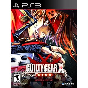 Guilty Gear Xrd SIGN Limited Edition (輸入版:北米) - PS3