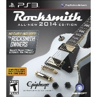 "Rocksmith 2014 Edition - ""No Cable Included"" Version for Rocksmith Owners (輸入版:北米)"