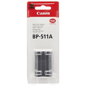 Canon バッテリーパック BP-511A