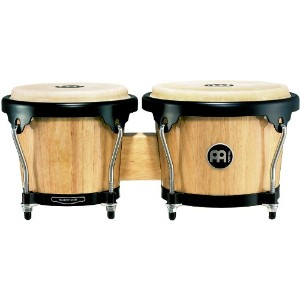 MEINL Percussion マイネル ボンゴ Headliner Series Wood Bongo HB100NT 【国内正規品】