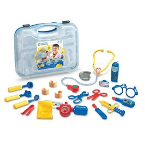 Learning Resources Pretend & Play® Doctor Set 【ままごと お医者さんごっこ】 ドクターセット 正規品