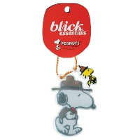 blick essentials リフレクター SNOOPY Hiking BS66114