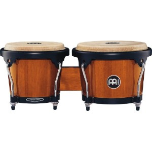 MEINL Percussion マイネル ボンゴ Headliner Series Wood Bongo HB100MA 【国内正規品】