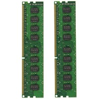 アドテック Mac用 DDR3 1333/PC3-10600 Unbuffered DIMM 4GB×2枚組 ECC ADM10600D-E4GW