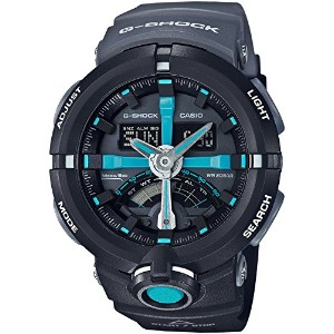 [カシオ]CASIO 腕時計 G-SHOCK Punching Pattern Series GA-500P-1AJF メンズ