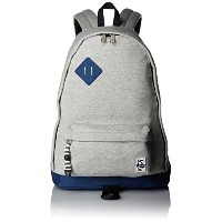 [チャムス] リュック Classic Day Pack Sweat Nylon CH60-0681 H-Grey/Navy