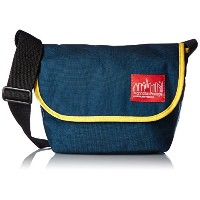 [マンハッタンポーテージ] Manhattan Portage 公式 2TONE Casual Messenger MP1605JRMUL-B NVY/YEL (Navy/Yellow)