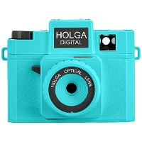 HOLGA DIGITAL Limited Color Neon Blue