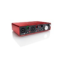 Focusrite Scarlett 2i4 G2 2in 4out 24bit 192kHz オーディオインターフェイス