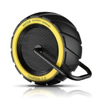 BlueToothコンパクトスピーカー CAMPERS1.0 Yellow