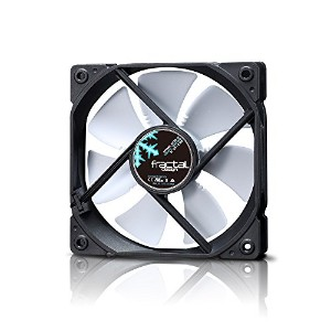 Fractal Design Dynamic X2 GP-12 White PCケースファン FN1062 FD-FAN-DYN-X2-GP12-WT