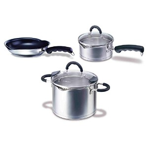 toolbar 【18/10ステンレス製調理器具セット2】 SPOUT Cookware Set 2 G029