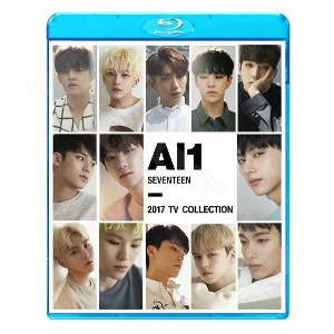 【Blu-ray】☆SEVENTEEN 2017 BEST TV COLLECTION★Crazy In Love Don`t Wanna Cry【セブンティーン ブルーレイ】【メール便は2枚まで】