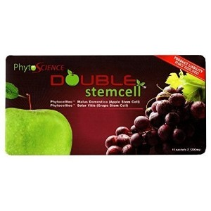 PhytoScience Double stemcell - 1 Pack (14 Sachets) - Beauty Innovations - Best Anti Aging Skin Care
