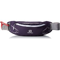 [サロモン] ウエストバッグ AGILE 500 BELT SET L39406600 L39406600 Purple Velvet/White