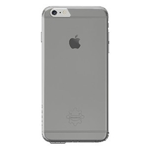 【日本正規代理店品】TUNEWEAR SOFTSHELL for iPhone 6s Plus/6 Plus 2014モデル スモーク TUN-PH-000329d