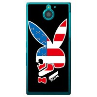 SECOND SKIN Bunny bone VERSION2 (クリア) design by ROTM / for ARROWS NX F-04G/docomo DFJ04G-PCCL-202...