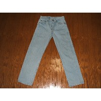 LEVIS(リーバイス) 古着501 1990年代 MADE IN USA(アメリカ製) W29×L32