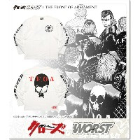 CROWS×WORST 6th 武装戦線 T.F.O.A 6th ロンT (LS:TEE)(CR-017WH)