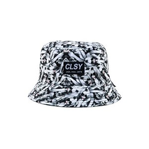 Classy Brand Reversible Suck It Bucket Hat One Size White