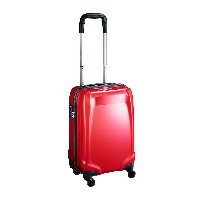 【50%OFF】ProtecA Free Walker 機内持込可 Made in JAPAN スーツケース31L レッド 旅行用品 > スーツケース