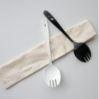 GLOCAL STANDARD PRODUCTS (グローカルスタンダードプロダクツ) TSUBAME SPORK (ツバメ スポーク) 先割れスプーン【メール便不可】