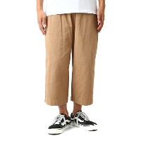 【SALE/セール】VOTE MAKE NEW CLOTHES [ヴォート メイク ニュークローズ] / ANKLE WIDE CHINO / 全2色 (ボート ヴォート メイク ニュークローズ...