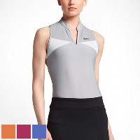 Nike Ladies Zonal Cooling Swing Knit Raceback【ゴルフ レディース>トップス】