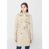 【SALE 30%OFF】TRENCH コート . CENTRAL (ミディアムブラウン)