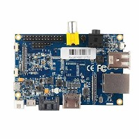 Banana Pi Mini PC Open Source Mainboard – a7 DualCore / 1 GB ddr3 / HDMI CVBS LVDS / RGBDual core...