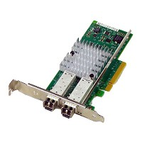 Dell VFVGR Intel x520 - da2 SFP +、10 GB NIC