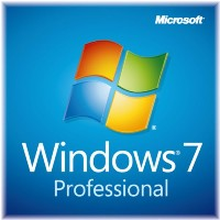 Microsoft Windows7 Professional 64bit  Service Pack 1 日本語 DSP版 DVD 【LANボードセット品】