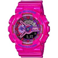 [カシオ]CASIO 腕時計 G-SHOCK Crazy Colors GA-110MC-4AJF メンズ