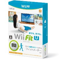 Wii Fit U フィットメーター (ミドリ) セット