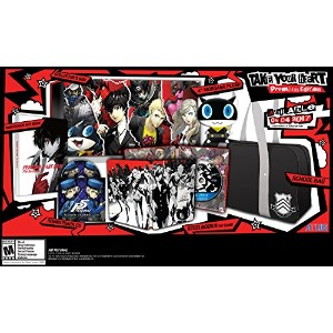 Persona 5 (Take Your Heart Prem Edt) (輸入版:北米)