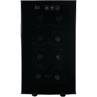Haier 8-Bottle Bottle Wine Cellar with Electronic Controls 並行輸入