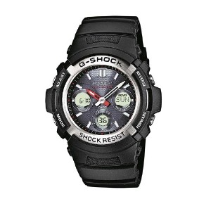 腕時計 カシオ Casio AWG-M100-1AER Mens G-Shock Sports Watch【並行輸入品】