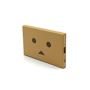 cheero Power Plus 4200mAh DANBOARD plate 超薄超軽量型 モバイルバッテリー iPhone&Android対応 CHE-055