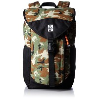 [チャムス] CHUMS デイパック Book Pack Sweat Nylon CH60-0680-Z048-00 Z048 (Booby Camo/Black)