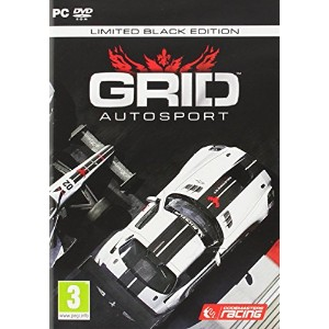 Grid: Autosport Black - Limited Edition (PC DVD) (輸入版)
