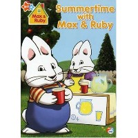 Max & Ruby: Summertime With Max & Ruby [DVD] [Import]