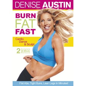 Burn Fat Fast - Cardio Dance & Sculpt [DVD] [Import]
