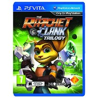 Ratchet and Clank Trilogy (Playstation Vita) (輸入版)