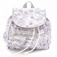 LeSportsac レスポートサック リュック 9808 SMALL EDIE BACKPACK D709 Adorn Pink [並行輸入商品]