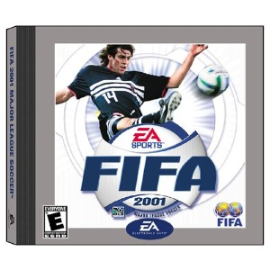 FIFA 2001 (Jewel Case) (輸入版)