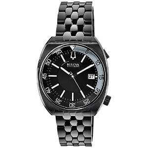 ブローバ Bulova Accutron II Snorkel Grey and Black Dial Ring Watch [並行輸入品]