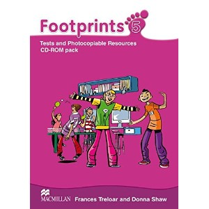 Footprints 5. Tests and Photocopiable Resources CD-ROM Pack: Tests and Photocopiable Resources / CD...