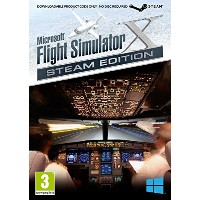 Microsoft Flight Simulator X Steam Edition (PC CODE) (輸入版)